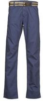 Esprit chino with belt Blue