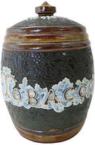 One Kings Lane Vintage Doulton Lambeth Tobacco Jar