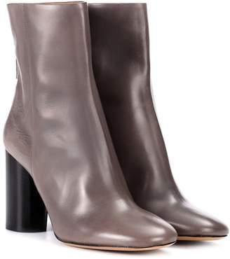 Isabel Marant Garett leather ankle boots