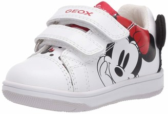 Geox Baby Girls B New Flick Sneaker