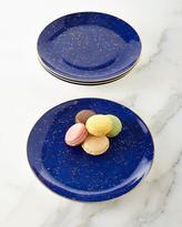 L'OBJET Four Lapis Dessert Plates