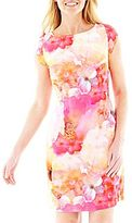 Liz Claiborne Print Dress