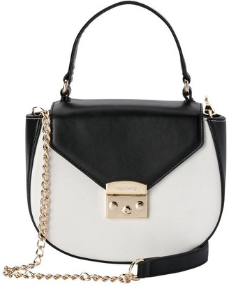 Olga Berg OB9279 Virginia Flap Over Crossbody Bag