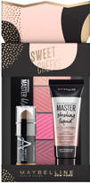Maybelline Sweet Cheeks Make Up Gift Set