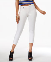 Hue Women's Original Denim Capri Leggings, A Macy's Exclusive