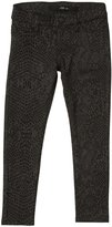 Joe's Jeans Printed Ponte Jeggings (Toddler/Kid) - Snake-5