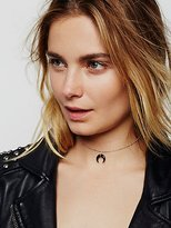 Free People Horn Choker