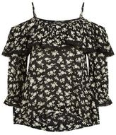Denim & Supply Ralph Lauren Natalia Printed Blouse