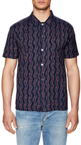 Marc by Marc Jacobs Woven Printed Sportshirt
