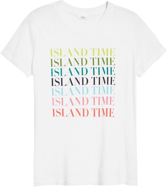 1901 Island Time Graphic Tee