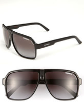 Carrera Men's Eyewear 62Mm Aviator Sunglasses - Black