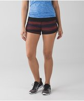 Lululemon Speed Short *4-way Stretch
