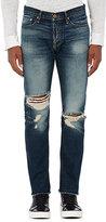 NSF Men's Crop Jeans-BLUE, NAVY