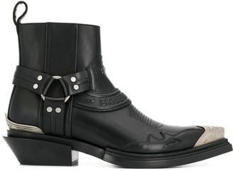 Balenciaga Santiag 40 ankle boots