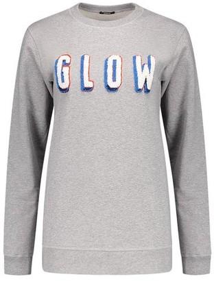 Denham Jeans Mellow Concept - 3 D Glow Sweat L