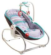 Tiny Love 3-in-1 Rocker Napper, Grey/Turquoise