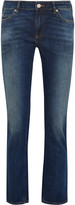 Acne Studios Jet mid-rise slim-leg jeans