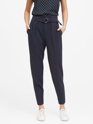 Banana Republic JAPAN EXCLUSIVE High-Rise Tapered Pant