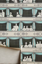 Anthropologie Opera Box Wallpaper