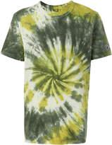 Champion tie dye print T-shirt
