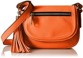Milly Astor Small Saddle Cross Body Bag
