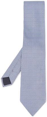 Hermes Pre-Owned Silk 2000s Elephant Print Tie