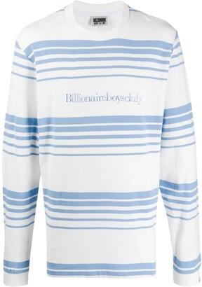 Billionaire Boys Club Striped Knit Jumper