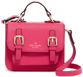 Kate Spade Scout Leather Satchel (Girls)