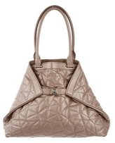 Akris Quilted Ai Tote