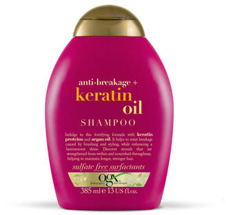 OGX Anti-Breakage + Keratin Oil Shampoo 385ml
