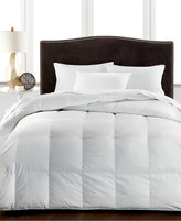 Hotel Collection Finest Hungarian Goose Down Full/Queen Comforter, Hypoallergenic UltraClean Down, 600 Thread Count 100% Pima Cotton Cover