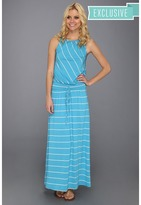 Michael Stars Harlow Stripe Maxi Dress