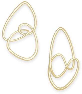 Kendra Scott Myles Statement Earrings