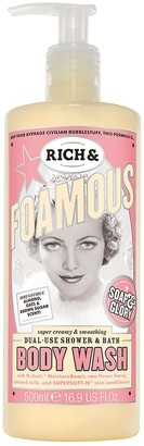 Soap & Glory Smoothie Star Rich & Foamous Body Wash