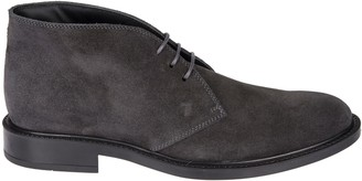 Tod's Tods Chukka Lace-up Boots