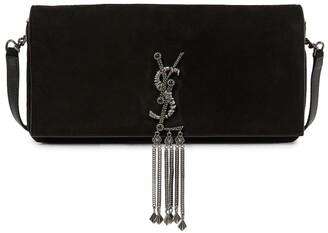 Saint Laurent Kate Baguette Medium shoulder bag