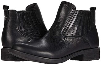 Sofft Bellis III Waterproof (Black Wild Steer) Women's Shoes