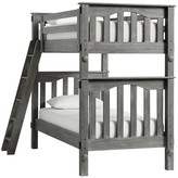 Pottery Barn Kids Kendall Twin-Over-Twin Bunk Bed