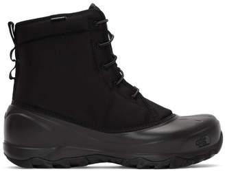 The North Face Black Tsumoru Boots