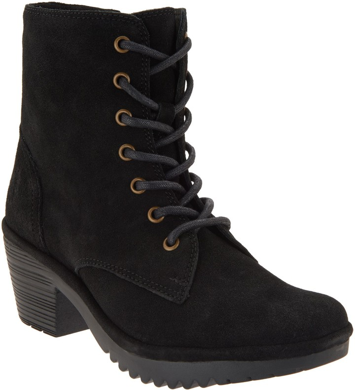 45356486f04ff Fly London Lace Up - ShopStyle