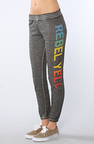Rebel Yell The RY Favorite Slim Sweatpants in Black