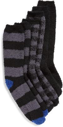 Nordstrom Assorted 3-Pack Butter Socks