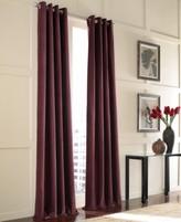 CHF Messina Velvet Window Treatment Collection