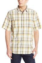 Carhartt Men's Bozeman Short Sleeve Shirt