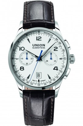 Mens Union Glashuette Noramis Chronograph Automatic Chronograph Watch D0084271601700