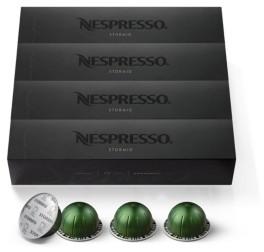 Nespresso VertuoLine Stormio, 40 Capsules