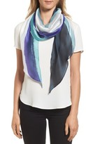 Vince Camuto Women's Paint Splice Oblong Scarf