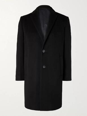 Altea Cashmere Overcoat - Men - Black