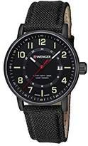 Wenger Unisex Watch Analogue Quartz 01.0341.111