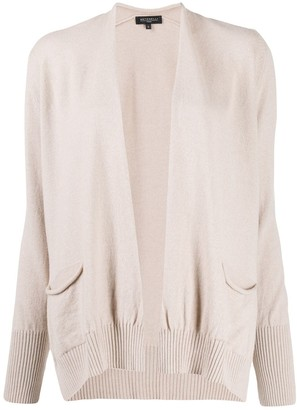 Antonelli draped knitted cardigan